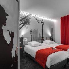 Отель Hôtel Kyriad Rennes 3* Стандартный номер с различными типами кроватей фото 2