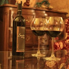 Elif Stone House Турция, Ургуп - 1 отзыв об отеле, цены и фото номеров - забронировать отель Elif Stone House онлайн гостиничный бар