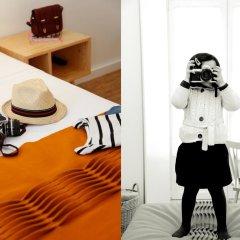 Отель Hall Chiado 4* Стандартный номер с различными типами кроватей фото 4