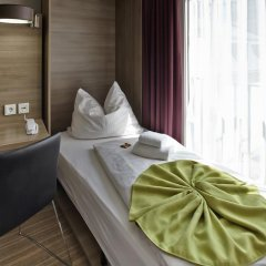 Hotel Demas City 3* Стандартный номер с разными типами кроватей фото 12