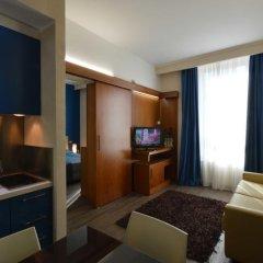 Отель Residence Star 4* Студия с различными типами кроватей фото 11