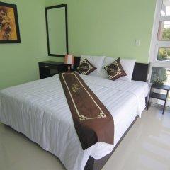 Отель Chau Plus Homestay 3* Стандартный номер с различными типами кроватей фото 12