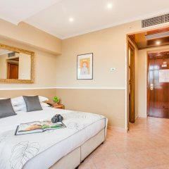 Отель Archimede 4* Номер категории Эконом с двуспальной кроватью фото 5