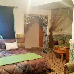 Отель Malabata Guest House Марокко, Танжер - отзывы, цены и фото номеров - забронировать отель Malabata Guest House онлайн комната для гостей фото 4