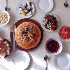 Almaty Backpackers Hostel питание