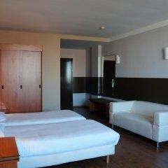 Отель Escale Hotel Бельгия, Брюссель - отзывы, цены и фото номеров - забронировать отель Escale Hotel онлайн комната для гостей фото 3