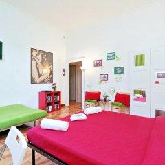 Отель Lucky Domus 2* Стандартный номер с различными типами кроватей фото 9