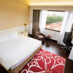 Village Hotel Bugis 4* Номер Делюкс с двуспальной кроватью фото 6