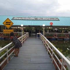 Отель Rimbueng Resort Pranburi 3* Стандартный номер с различными типами кроватей фото 22