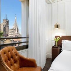 H10 Montcada Boutique Hotel 3* Номер категории Эконом с различными типами кроватей фото 5