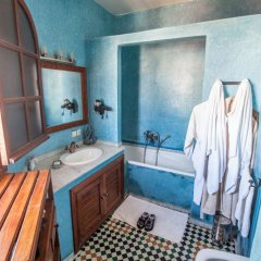 Отель Riad Alhambra 4* Полулюкс с различными типами кроватей фото 12