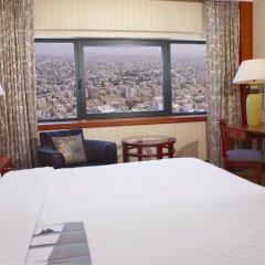 Отель Le Grand Amman 5* Улучшенный номер с различными типами кроватей фото 3