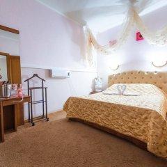 Гостиница Шансон 3* Люкс разные типы кроватей фото 5