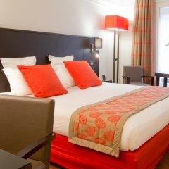 Отель Hôtel California Champs Elysées 4* Улучшенный номер с различными типами кроватей фото 2