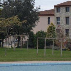 Отель Comtes de Queralt Испания, Санта-Колома-де-Керальт - отзывы, цены и фото номеров - забронировать отель Comtes de Queralt онлайн спортивное сооружение