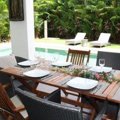 Отель Kamala Luxury villa питание
