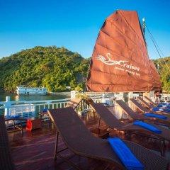Отель Swan Cruises Halong бассейн
