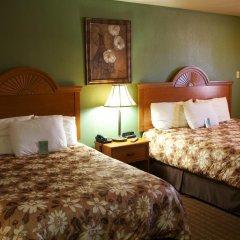 Отель Coach Light Inn 2* Стандартный номер с различными типами кроватей фото 7