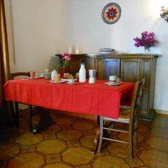 Отель Villa Palme Cefalu Чефалу питание
