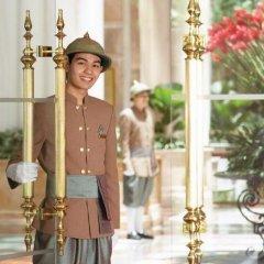 Отель Shangri-la 5* Номер Делюкс фото 14