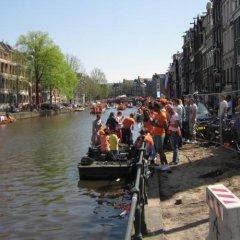 Отель Amsterdam Hostel Uptown Нидерланды, Амстердам - отзывы, цены и фото номеров - забронировать отель Amsterdam Hostel Uptown онлайн приотельная территория
