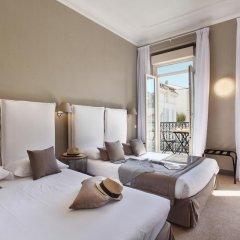 Hotel La Villa Tosca 3* Стандартный номер с различными типами кроватей фото 5