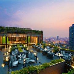 Отель Bangkok Marriott Marquis Queen's Park фото 3