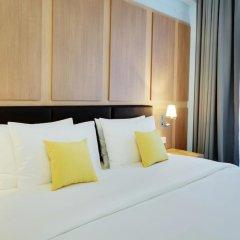 Гостиница Golden Tulip Rosa Khutor (Голден Тюлип Роза Хутор) 4* Стандартный номер с двуспальной кроватью фото 3