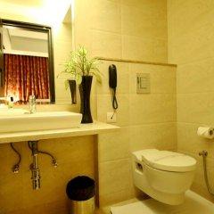 Отель The Prime Balaji Deluxe @ New Delhi Railway Station 3* Номер Делюкс с различными типами кроватей фото 11