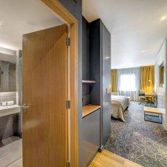 Apex City of Glasgow Hotel 4* Улучшенный номер с различными типами кроватей фото 5
