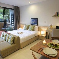 Отель The Silver Palm Rama 9 - Bangkok 4* Студия с различными типами кроватей
