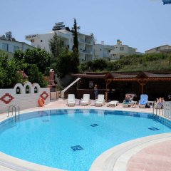 Atlantik Apart Hotel Турция, Алтинкум - отзывы, цены и фото номеров - забронировать отель Atlantik Apart Hotel онлайн бассейн