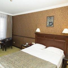 Topkapi Inter Istanbul Hotel 4* Стандартный номер с двуспальной кроватью фото 7