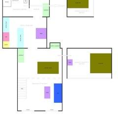 Апартаменты Gazpacho Apartment Апартаменты с различными типами кроватей фото 22