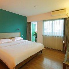 Отель 4th Zhongshan Road Garden Inn 3* Номер Делюкс с различными типами кроватей