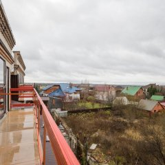 Гостиница Замок Домодедово балкон