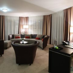 Lindner Hotel & Residence Main Plaza 4* Номер Бизнес с различными типами кроватей фото 4
