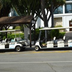 Отель Los Monteros Spa & Golf Resort городской автобус