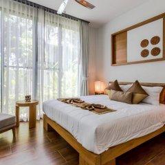 Отель Baan Bua Villa by Railand комната для гостей