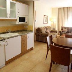 Отель Apartahotel Albufera Апартаменты с различными типами кроватей