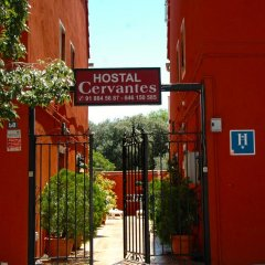 Отель Hostal Cervantes фото 2