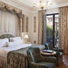 Baglioni Hotel Carlton 5* Люкс Делюкс с двуспальной кроватью