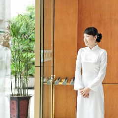 Muong Thanh Holiday Dien Bien Phu Hotel сейф в номере