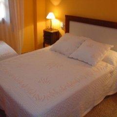 Отель Hostal Restaurante Arasa Стандартный номер с различными типами кроватей фото 8