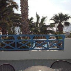 Kamari Beach Hotel 2* Стандартный номер с двуспальной кроватью фото 5