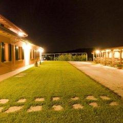 Отель Agriturismo Cascina Roveri Монцамбано помещение для мероприятий