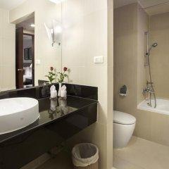 Отель D Varee Jomtien Beach 4* Представительский люкс с различными типами кроватей фото 7
