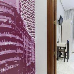 Отель Hostal Castilla I. в номере