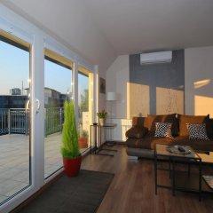 Апартаменты Arpad Bridge Apartments Апартаменты с различными типами кроватей фото 16