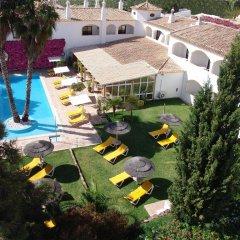Отель Cerro Da Marina Hotel Португалия, Албуфейра - отзывы, цены и фото номеров - забронировать отель Cerro Da Marina Hotel онлайн бассейн фото 3